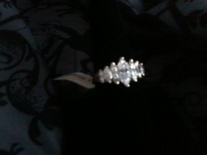 3.25cttw marquise style ring
