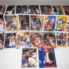 NEW YORK KNICKS BASKETBALL CARS TEAM LOT