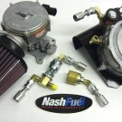 V8 PROPANE KIT / HOLLEY 2 BARREL SMALL OR BIG BLOCK IH 345 INCLUDES AIR CLEANER