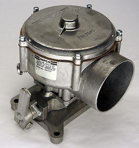 IMPCO LPG PROPANE CARBURETOR MIXER WITH HOLLEY 2 BARREL
