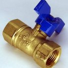 "NEW 1/2"" NPT BALL VALVE LOCKOFF LOCK OFF PROPANE OR NATURAL GAS 1/2 600 PSIG LPG"