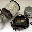 IMPCO COMPLETE DUAL FUEL CONVERSION KIT CHEVY GMC 87-95 7.4L 454 V8 PROPANE LPG