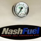 MARSHALL EXCELSIOR HIGH PRESSURE GAUGE DIAL 0-60 PSI PROPANE AIR NPT COMPRESSOR