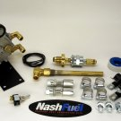 DIESEL PROPANE INJECTION KIT HIGH HP CUMMINS DURAMAX POWERSTROKE BOOST POWER MPG