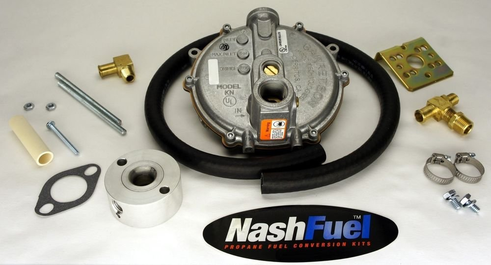 Can I Convert A Gasoline Engine To Natural Gas
