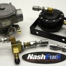 IMPCO COMPLETE PROPANE CONVERSION KIT YALE MAZDA D5 AND F2 ENGINES FORKLIFT