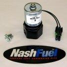 12V 3600 PSI CNG LOCK OFF VALVE COMPRESSED NATURAL GAS PRESSURE LOCKOFF SOLENOID