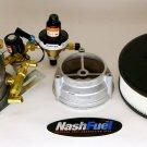 IMPCO DUAL FUEL CNG GASOLINE KIT V8 V6 ENGINES 350 5.7 360 383 305 NATURAL GAS