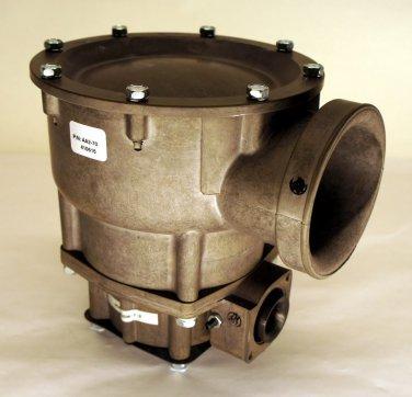 IMPCO NG400VF3SM-7-2 INDUSTRIAL NATURAL GAS MIXER CARBURETOR FEEDBACK 400VF