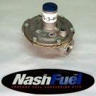 "MAXITROL 325-3-44 GAS PRESSURE REGULATOR PROPANE NATURAL GAS 10PSI 11"" 1/2"" NPT"