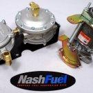 COMPLETE PROPANE CONVERSION KIT NISSAN KPH02A25V H20 FORKLIFT LPG IMPCO LP GAS