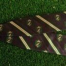 Navy Bow Tie with Princeton Academy Logo
