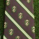 Adult Navy Long Tie