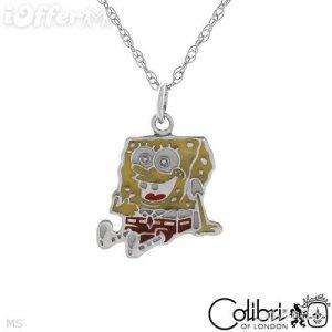 AUTHENTIC SPONGEBOB Necklace by COLIBRI