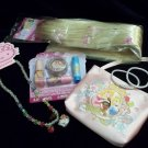 DISNEY PRINCESS /HELLO KITTY DRESS UP GIFT SET