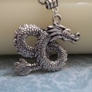 SEA DRAGON PENDANT NECKLACE