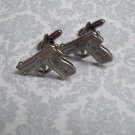 HANDGUN CUFF LINKS