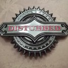 DISTURBED  BELT BUCKLE