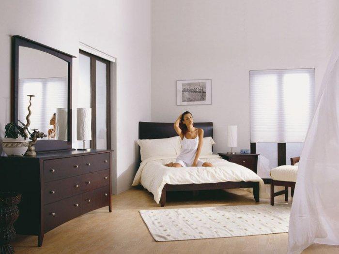 RETRO PLATFORM BED