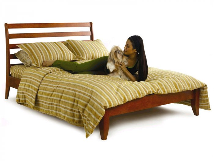 CORONADO PLATFORM BED