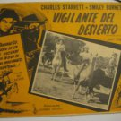 Mexican Vintage Original Lobby Cards 1949