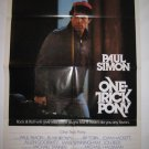 One Trick Pony Orig 1 Sheet Poster Paul Simon 1980