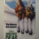 Brother Bear, Original Disney Movie Poster, Genuine,D/S
