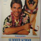 SUMMER SCHOOL,DVD MOVIE POSTER,1987