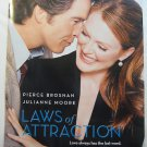 Laws Of Attraction, MOVIE THEATER POSTER,Pierce Bronsan