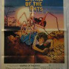 Empire of the Ants Genuine Movie  Poster ONE SHEET 1sh