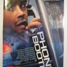 PHONE BOOTH, MOVIE THEATER POSTER, COLIN FARRELL,2002