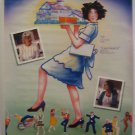 SWEET LORRAINE,DVD MOVIE POSTER,1987