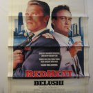 Red Heat, Orig, 1 sheet, Movie Poster, 1988, 27x40