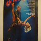 ON YOUR TOES VIRGINIA THEATER WINDOW CARD