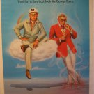 OH GOD YOU DEVIL, DVD MOVIE POSTER,1984 GEORGE BURNS