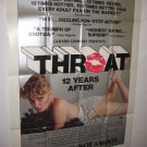 Adult THROAT 12 Years After 1sh Original Poster