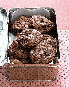 The outrageous chocolate chip cookie