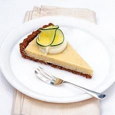 Key lime pie (10cm)