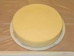 Sinless cheesecake whole (20cm- choose from round or square shape)