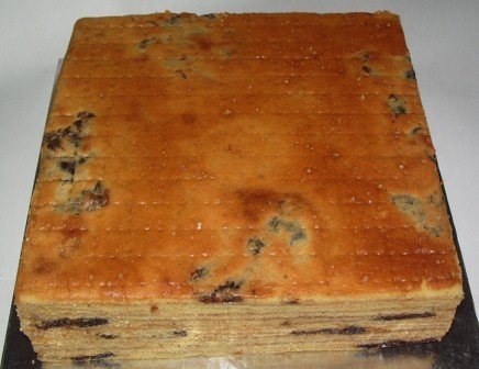Indonesian Kek Lapis Prune Flavour (20cm)