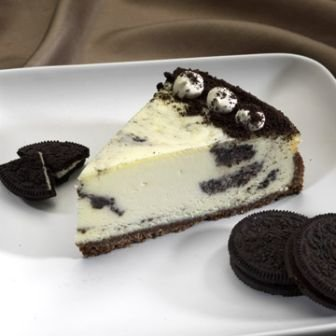 Oreo Cheesecake whole (20cm- choose from round or square shape)