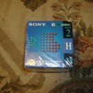 New Sealed 25 pk. Sony Floppy Disk 3.5&quot; DSHD 1.44 IBM Formatted MF-2HD MFD-2HD NIB