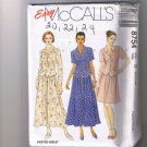 McCall's 8754 Misses Unlined Jacket & Pull On Skirt - Sizes 20, 22, 24 - UNCUT Factory Folded