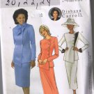 Butterick 4081 Misses & Petite Jacket Skirt Diahann Carroll Sizes 20 22 24 Uncut and Factory Folded