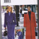 Butterick 4666 - Misses Coat, Belt, Pants - Long Coat - Sizes 18 20 22 - UNCUT Factory Folded