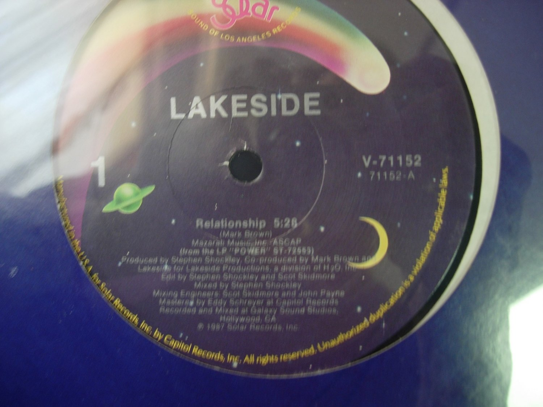 Lakeside - Relationship - Solar V-71152 SEALED LP Record