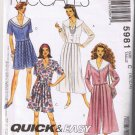 McCalls 5981 Misses Two-Piece Dress - Sizes 10-12-14 UNCUT Factory Folded