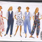 Butterick 5458 Misses Jumpsuit - Size 12-14-16 - UNCUT Factory Folded