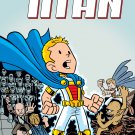The Mighty Titan - Chris Giarrusso Variant