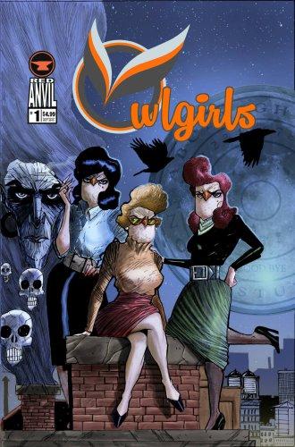 Owlgirls #1